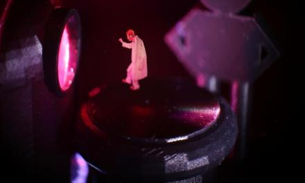 Better than holograms: A new 3-D projection into thin air – Japan Today