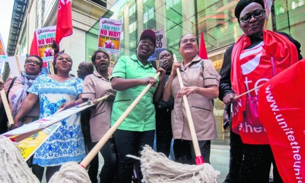 Unite Equalities Conference Austerity has hurt disabled and ethnic minority workers   Morning Star