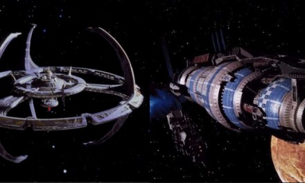Star Trek: Deep Space Nine and Babylon 5 at 25 – How these shows challenged sci-fi television | Feature | Television at The Digital Fix