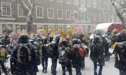 From the United Kingdom to Latin America, Striking for Pensions in the Age of Austerity | NACLA