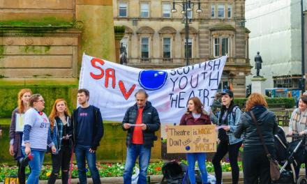 Hyslop in fresh talks to help save Scottish Youth Theatre | Scotland | The Times
