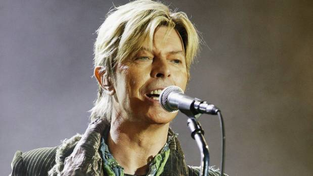 In New York City, following in David Bowie's footsteps | Stuff.co.nz