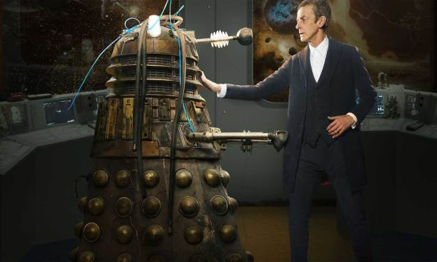 'Doctor Who': 10 Things You May Not Know About 'Into the Dalek' | Anglophenia | BBC America