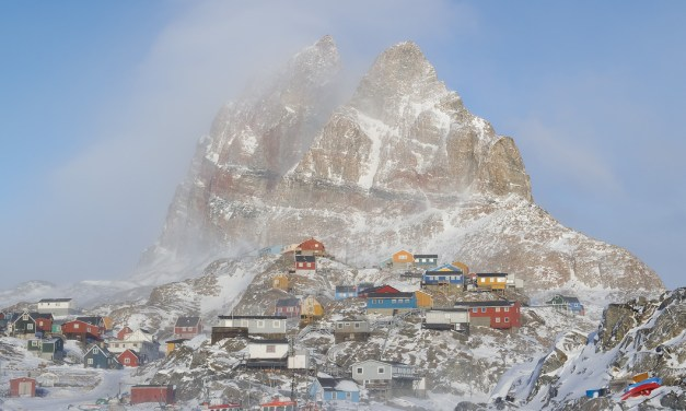 Shooting Greenland in Winter: Part 1 – Uummannaq Whiteout: Digital Photography Review