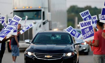 General Motors strike talks take 'turn for the worse': union official – Business Insider