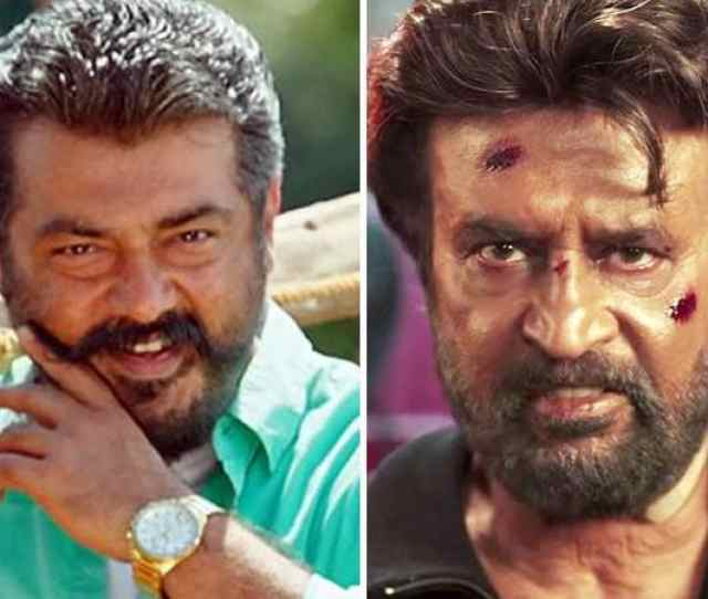 Petta Vs Viswasam Box Office Collection While Rajinikanths Film Leads Globally Ajiths Movie Stays Ahead At Its Home Turf