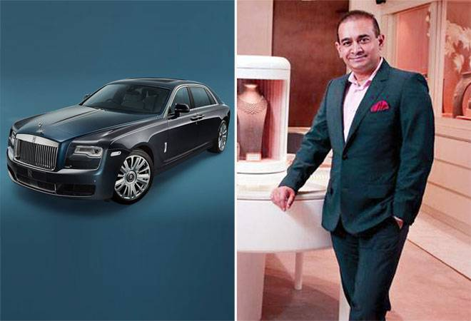 nirav modi cars auctioned