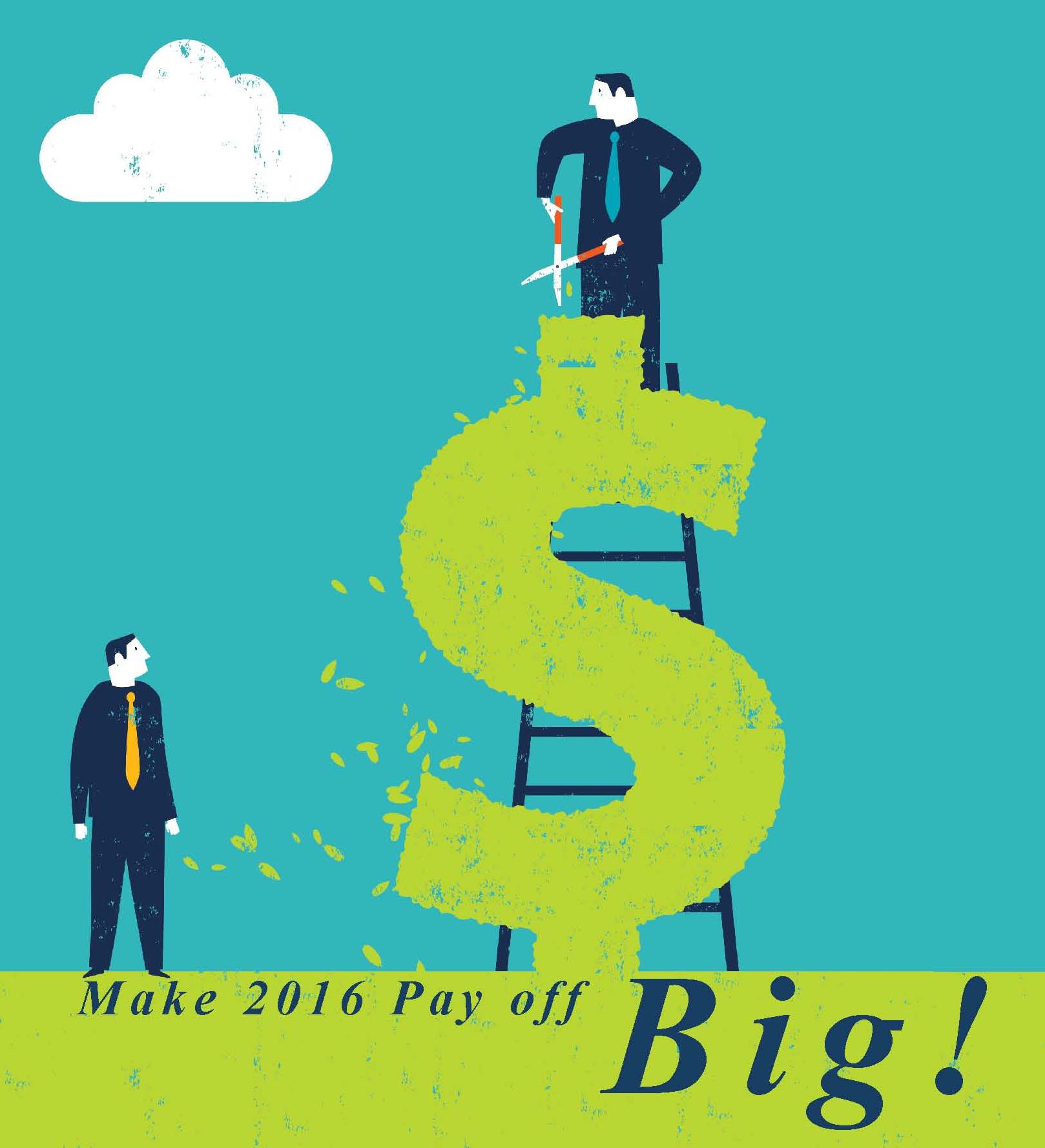 Make Pay Off Big