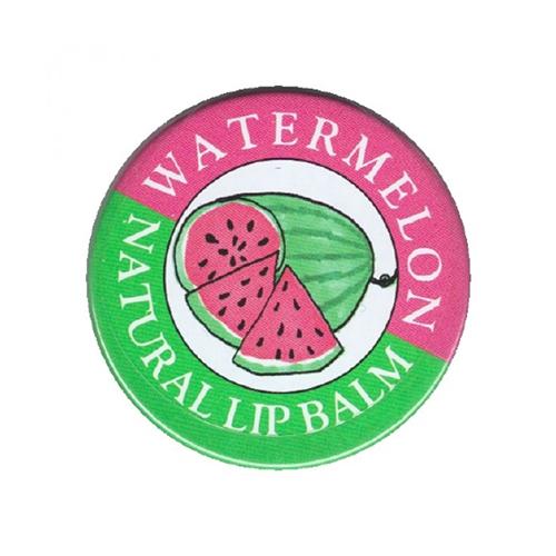 watermelon natural lip balm