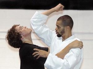 Martial Arts Master: Teacher David Muhammed