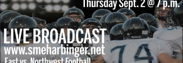 Live Broadcast: Football vs SM Northwest