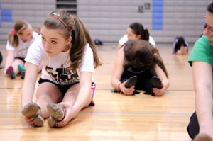 Gallery: Little Lancer Dancer Clinic