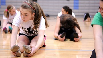 Gallery: Little Lancer Dancer Clinic