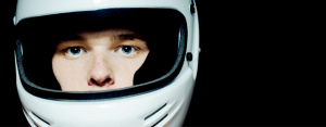 Senior writes Frequent Friday Based on his Racing Experiences