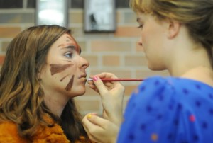 Advanced Repertory Students Bond Over Class, Productions