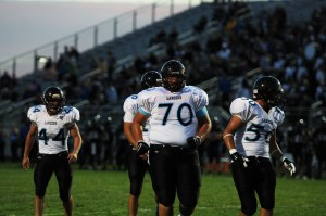 Senior Reed Harbour Finds Success in Football
