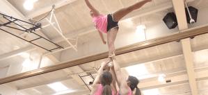 Video: New Cheer Coach