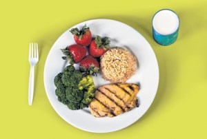 East Students Choose Veganism