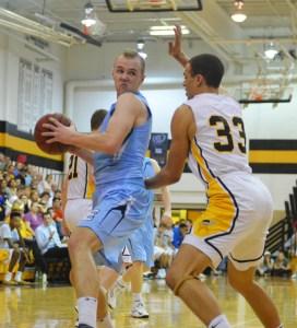 Gallery: Boys' Basketball vs. SM West