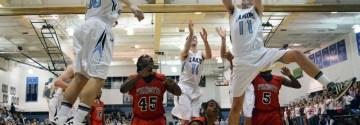 Gallery: Boys' Basketball Substate vs. Wyandotte