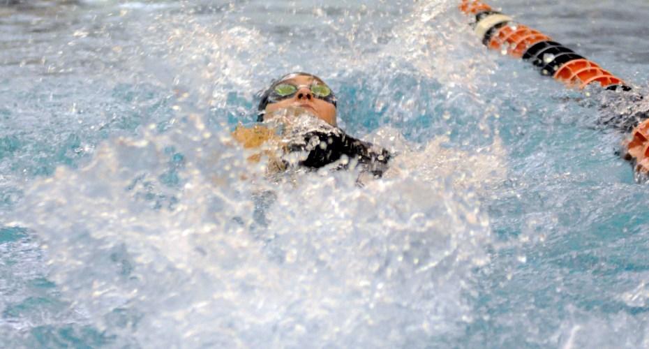 Gallery: Girls Swim Meet Olathe Invite