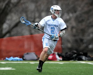 Photo Story:  Lacrosse Game vs Blue Valley North