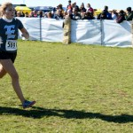 Kuklenski ended up placing second for East, 47th overall out of the 95 runners at State. Photo by Grace Heitmann