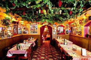Top Five WPA Restaurants