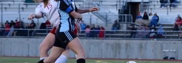 Gallery: Girls' Soccer vs. SM North
