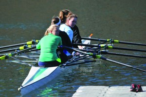 Finding a Passion for Rowing