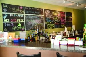 Energetic Juice Bar Is Healthy Success