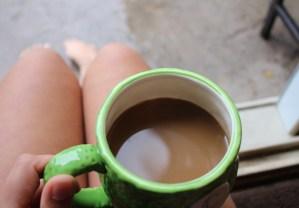 Grass Fed: Healthy Vegan Pumpkin Spice Latte
