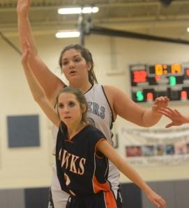 Gallery: Girl's Sophomore Basketball vs. Olathe East