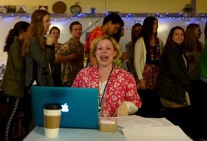 English Teacher Named NHS Teacher of the Year
