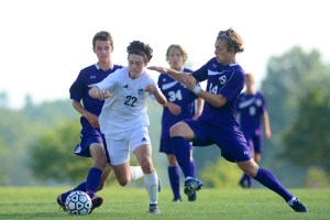 Gallery: Boys' Soccer vs. Park Hill South