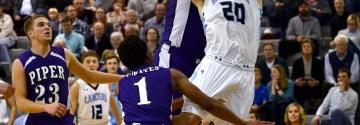 Live Broadcast: Varsity Boys' Basketball vs. St. James Academy