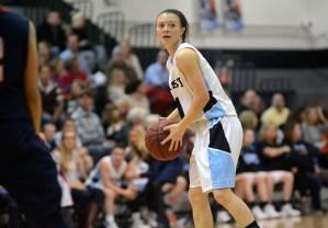 Gallery: Varsity Girls' Basketball vs. Olathe North