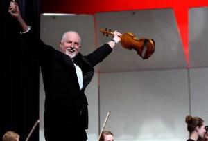 Orchestra Teacher Mr. Lane Leaves SME