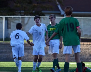 Gallery: C Team Soccer vs. SMS