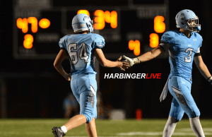 Live Broadcast: Varsity Football vs. Rockhurst High School