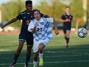 Live Broadcast: Varsity Soccer vs. Blue Valley North