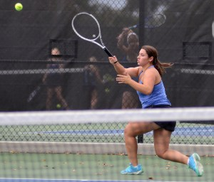 JV Tennis vs. BVN