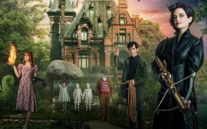 "Review of ""Miss Peregrine's Home for Peculiar Children"""