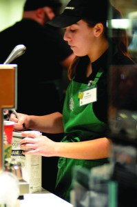A Brewing Barista