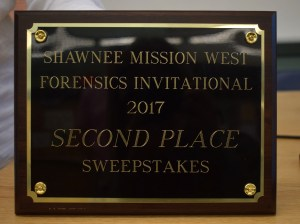 East Students Advance to National Forensics Tournament