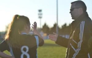Girl's Varsity Soccer vs. Olathe South