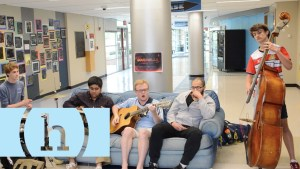 Blue Couch Session: MDP, Oliver Nichols, Sid Choudhury, Joseph Wagner, and special guest Brotha Newz