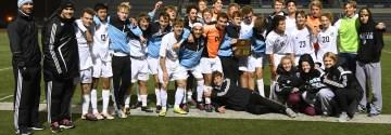 Gallery: Boys Varsity Soccer vs. Harmon