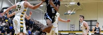 Gallery: Boys Varsity Basketball vs. Shawnee Mission South