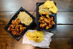 Best Restaurants to get Orange Chicken